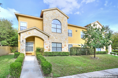 San Antonio Condo/Townhouse Back on Market: 6160 Eckhert Rd #803