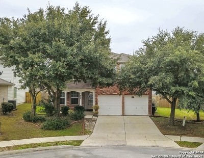 Schertz Single Family Home New: 1604 Shady Brk