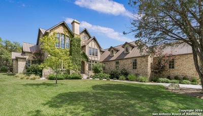 New Braunfels Single Family Home Price Change: 838 Uluru Ave