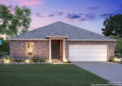 Bexar County Single Family Home New: 2018 Bailey Forest