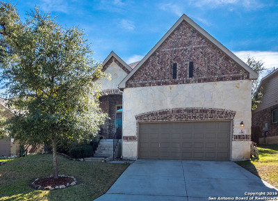 Bexar County Single Family Home New: 11602 Belicena Rd