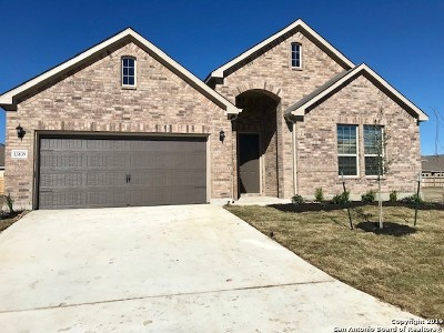 Bexar County Single Family Home New: 13839 Chester Knoll