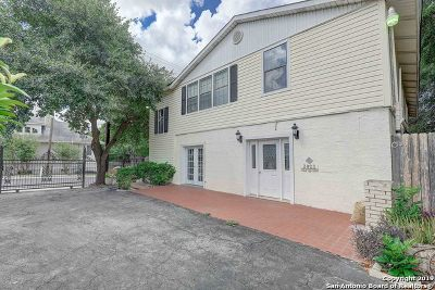 San Antonio Single Family Home New: 2923 S Presa St