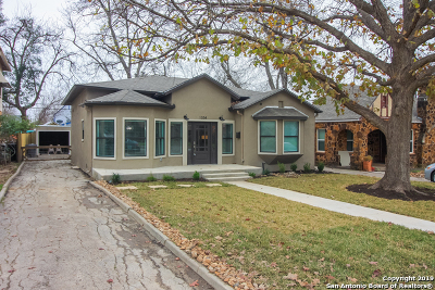 San Antonio TX Single Family Home New: $252,900