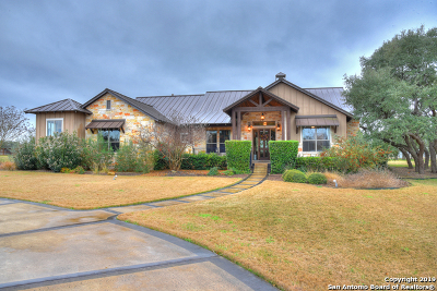 New Braunfels TX Single Family Home New: $625,000
