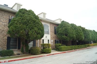 San Antonio Condo/Townhouse New: 1819 Babcock Rd #708