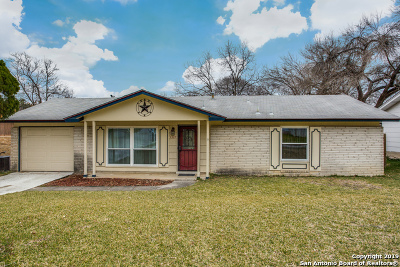 San Antonio Single Family Home New: 3327 Deer Creek