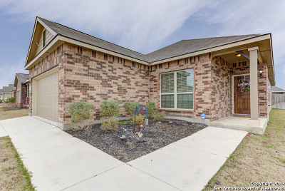 New Braunfels TX Single Family Home New: $269,900