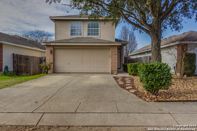 San Antonio Single Family Home Back on Market: 8955 Arch Bridge