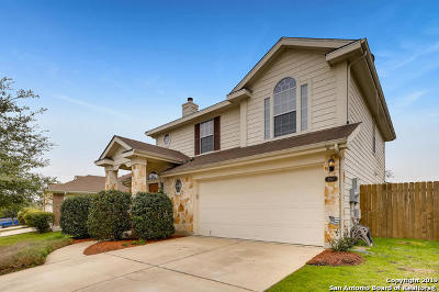 Cibolo Single Family Home New: 3937 Whisper Field