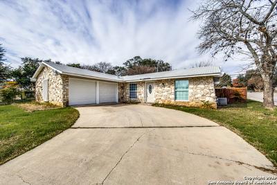 San Antonio Single Family Home New: 4003 Big Meadows St