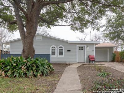 San Antonio Single Family Home New: 102 Antrim Dr