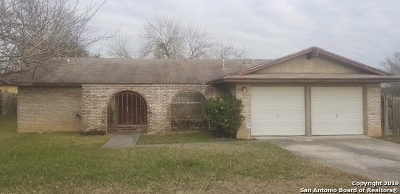 San Antonio Single Family Home New: 1234 Old Forrest St