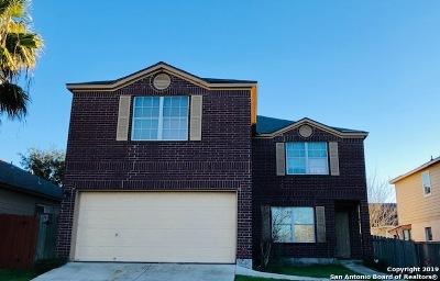 San Antonio Single Family Home New: 6114 Joes Farm
