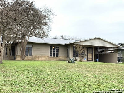 San Antonio Single Family Home New: 1109 Upland Rd