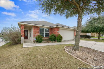 San Antonio Single Family Home New: 9718 Sun Mill
