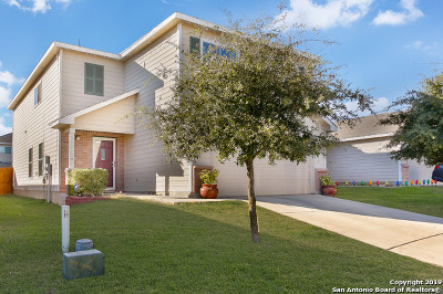 Bexar County Single Family Home New: 147 Palma Noce