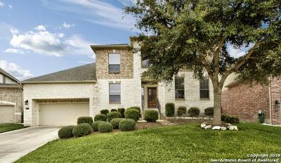 San Antonio Single Family Home New: 18922 Honey Mesquite