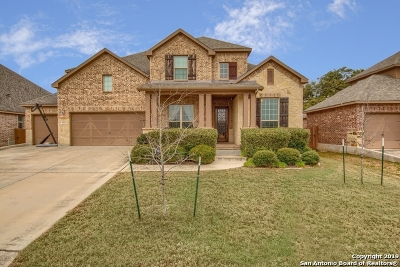 San Antonio Single Family Home New: 8915 River Bluff