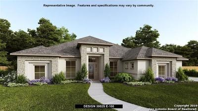 New Braunfels Single Family Home New: 1227 Acquedotto