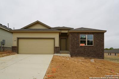 San Antonio Single Family Home New: 16407 Escalera Pl