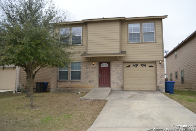 San Antonio Single Family Home New: 6139 Plumbago Pl