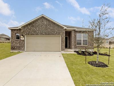 San Antonio Single Family Home New: 14919 Costa Leon