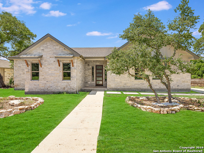 Wimberley Single Family Home Back on Market: 265 Tulley Ct