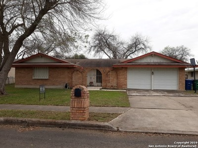 San Antonio Single Family Home New: 210 Meadow Path Dr