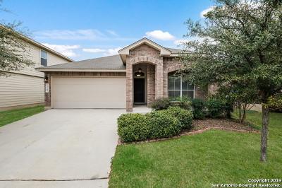 San Antonio Single Family Home New: 11907 Cheney Glen