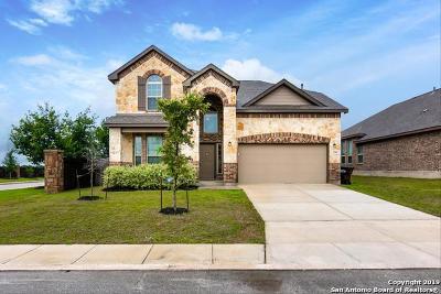 San Antonio Single Family Home New: 15102 Gelding Heights