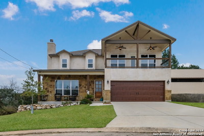 New Braunfels Single Family Home New: 14 Trail View