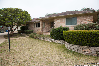 New Braunfels Single Family Home Active Option: 18 Ridge Dr