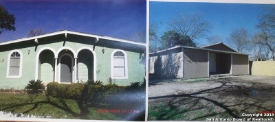 San Antonio Single Family Home New: 113 Paramount Ave