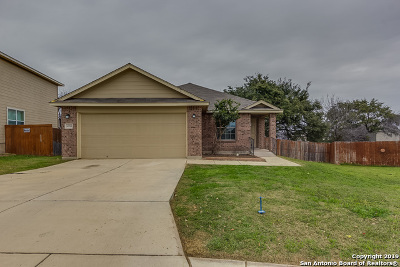 San Antonio Single Family Home New: 10703 Bayhill Den