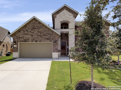 San Antonio Single Family Home New: 21403 Ravello Oaks