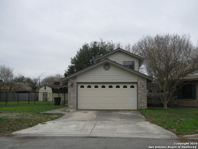 New Braunfels Single Family Home New: 783 Briarbend Dr