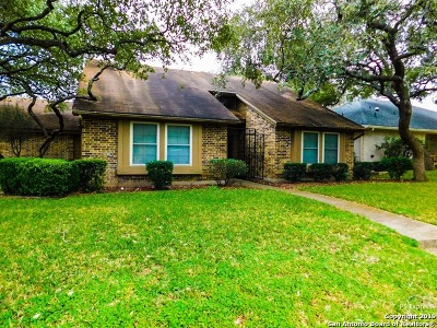 San Antonio Single Family Home New: 4202 Shadow Oak Woods