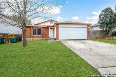 San Antonio Single Family Home New: 4459 Stradford Place