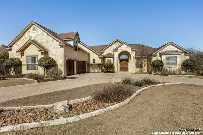Fair Oaks Ranch Single Family Home Active Option: 31027 Keeneland Dr