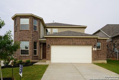 San Antonio Single Family Home New: 5422 Carriage Cape