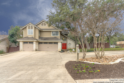 San Antonio Single Family Home New: 16111 Santa Cathrena