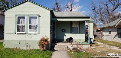 San Antonio Single Family Home New: 207 Monticello Ct