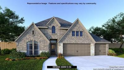 Seguin Single Family Home New: 2960 High Meadow Street