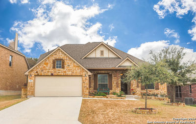 Bexar County Single Family Home Active Option: 4822 Isaac Ryan