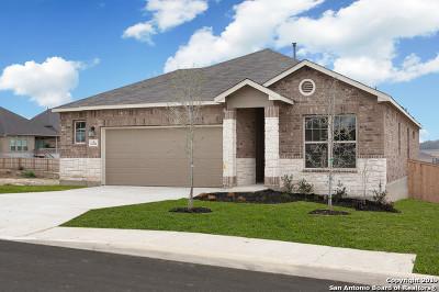 San Antonio Single Family Home New: 14726 Running Wolf