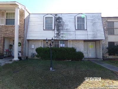 San Antonio Single Family Home New: 8016 Winsford