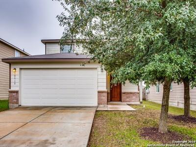 San Antonio Single Family Home New: 10918 Dewlap Trail