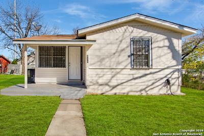 San Antonio Single Family Home New: 119 Amor Ln