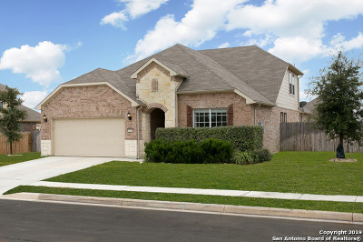Schertz Single Family Home New: 3625 Sunglade Ranch